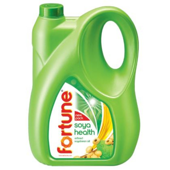 Fortune Refined Soyabean Oil 5 L (Can)